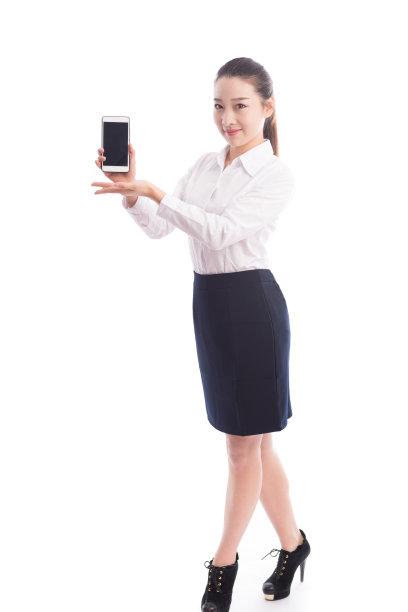 女商人,平板电脑,垂直画幅,留白,电子邮件,经理,仅成年人,现代,网上冲浪,青年人
