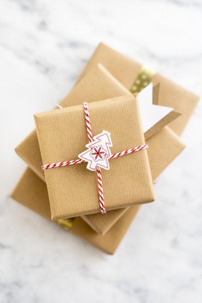 大理石,包装纸,背景,垂直画幅,无人,盒子,圣诞礼物,白色,圣诞装饰物