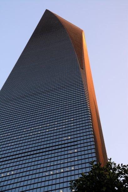 摩天大楼,上海环球金融中心,垂直画幅,天空,无人,东亚,户外,浦东,现代,国际著名景点
