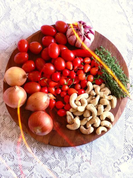 调味品,成分,垂直画幅,留白,无人,配方,干的,西红柿,辣椒,大量物体