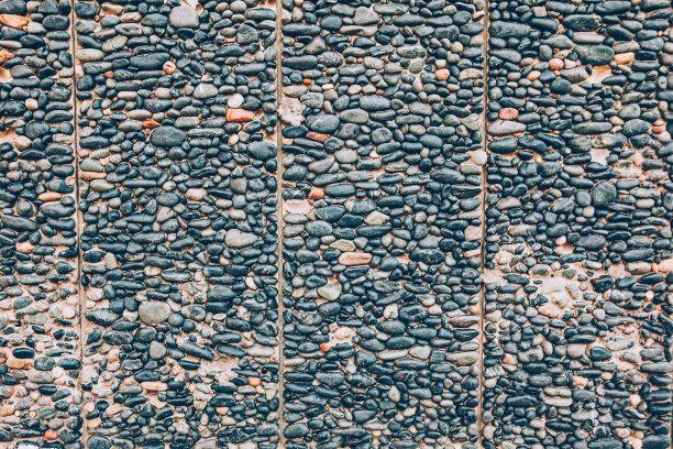 围墙,鹅卵石,背景,纹理效果,部分,土耳其,肮脏的,凌乱,建筑特色,河流