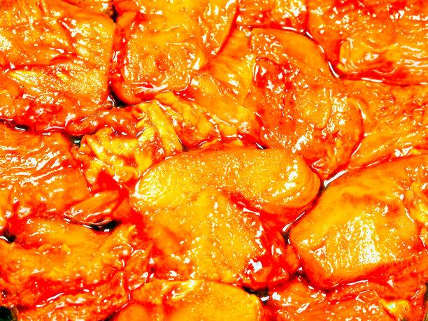 生食,肉,印度烤鸡,饮食,水平画幅,纹理效果,无人,日本,膳食,香料