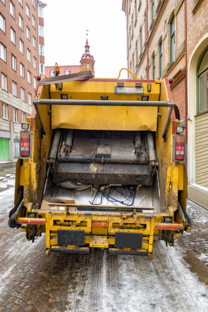 垃圾车,城市生活,瑞典,车轮,卡车,汽车,塑胶,环境,皮卡车,垃圾