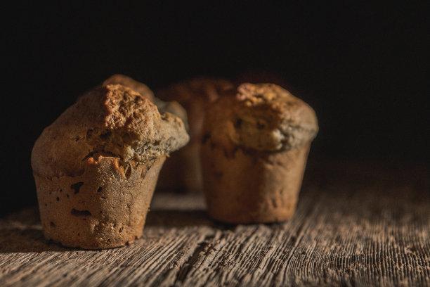 Muffins à l'ancienne