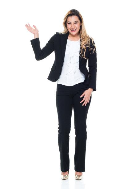 女商人,垂直画幅,拉美人和西班牙裔人,套装,仅成年人,白领,青年人,专业人员,商业金融和工业,仅一个青年女人