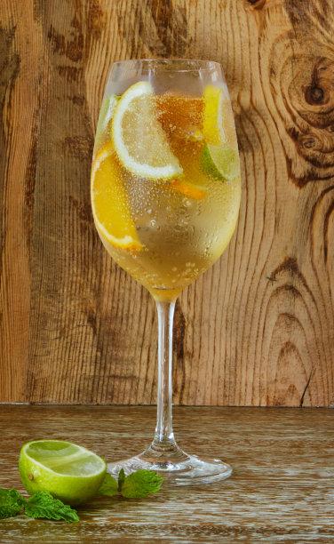 鸡尾酒,特写,水果,精神振作,吧台,饮料,垂直画幅,玛格丽特,无人,含酒精饮料