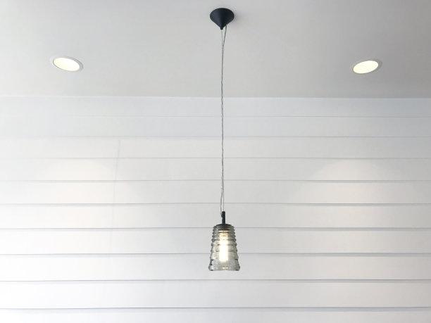 纹理效果,白色,背景,墙,留白,新的,家庭生活,天花板,灯具,光