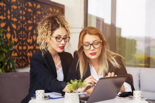 会议,女商人,智慧,眼镜,现代,青年人,专业人员,技术,商务,女人