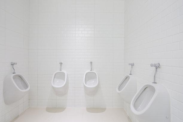 浴室,尿壶,留白,新的,水平画幅,无人,卫生间,组物体,五个物体,干净