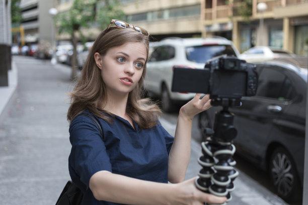 博客女人图片