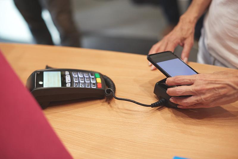 手机,非接触支付,业主,休闲活动,智慧,顾客,商店,新创企业,仅成年人,在家购物