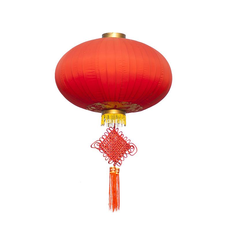 灯笼,白色背景,传统,分离着色,灯,红色,刘海