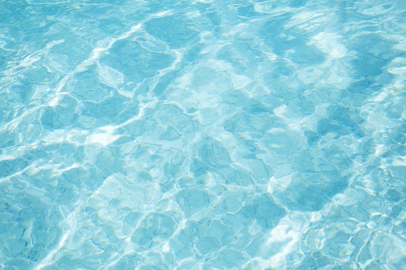 游泳池,水面,静水,酒店游泳池,浅的,满画幅,水,波纹,自然,正上方视角