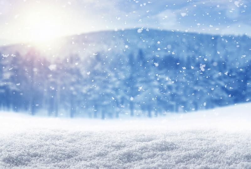 冬天,背景,两极气候,雪堆,大风雪,十二月,林间空地,冰,风景,雪花
