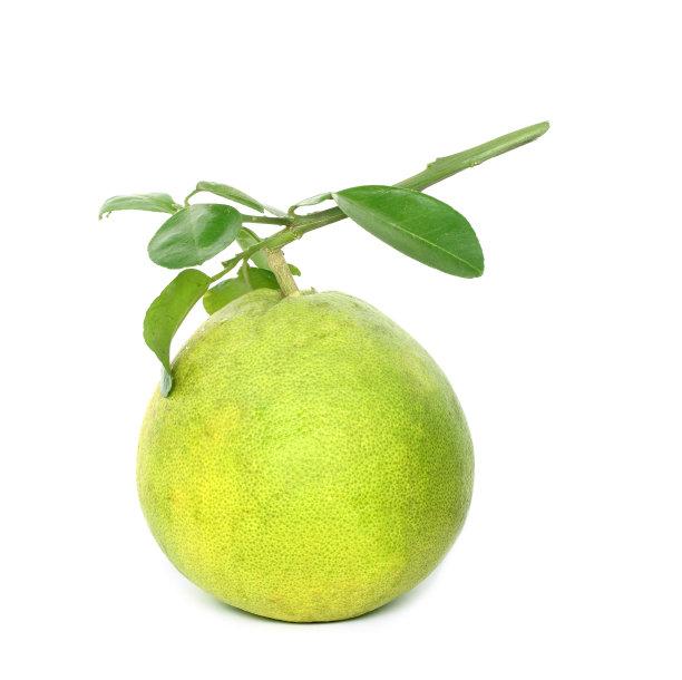 葡萄柚绿色分离着色