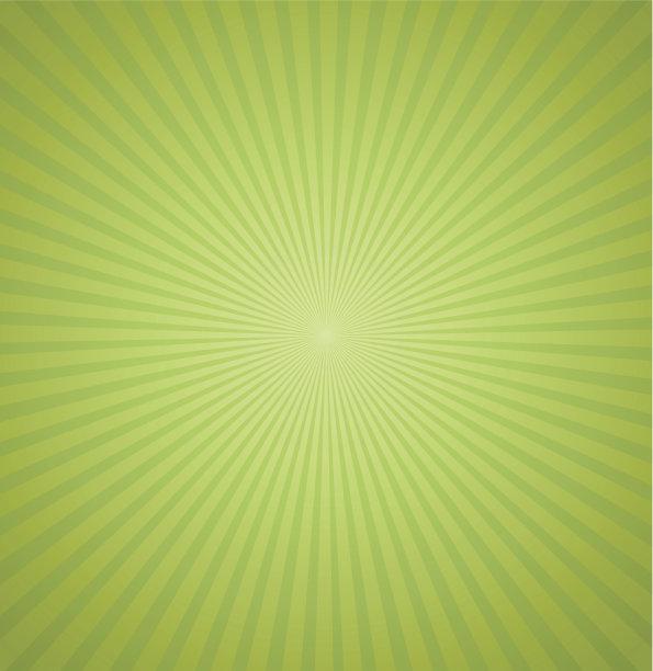 绘画插图阳光光束矢量