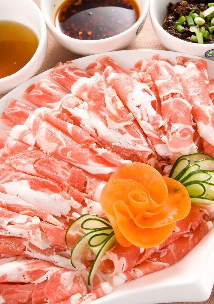 中国食品餐具垂直画幅