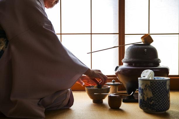 茶道日本传统