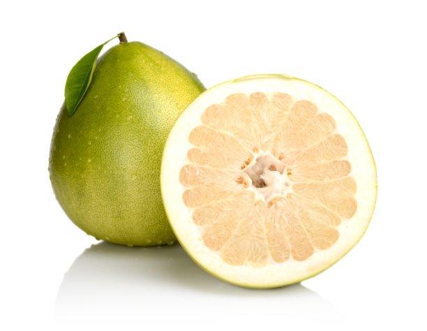水柚子白色