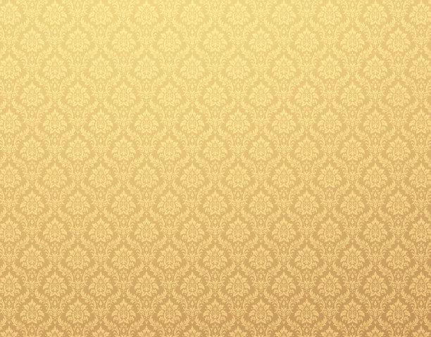 丝绸式样黄金