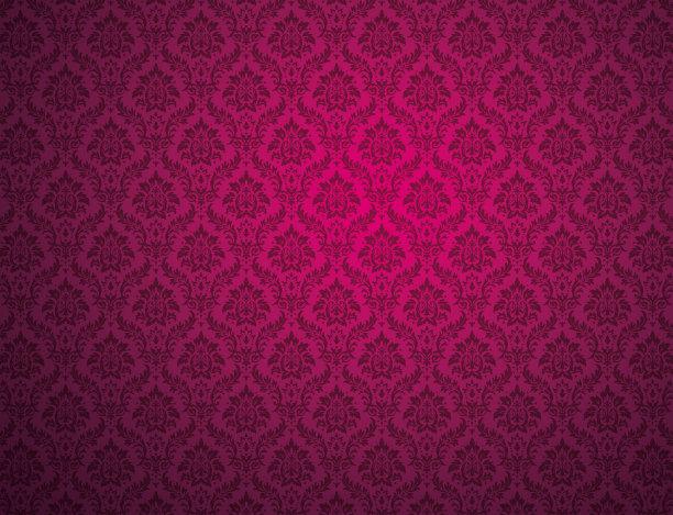 丝绸式样紫色