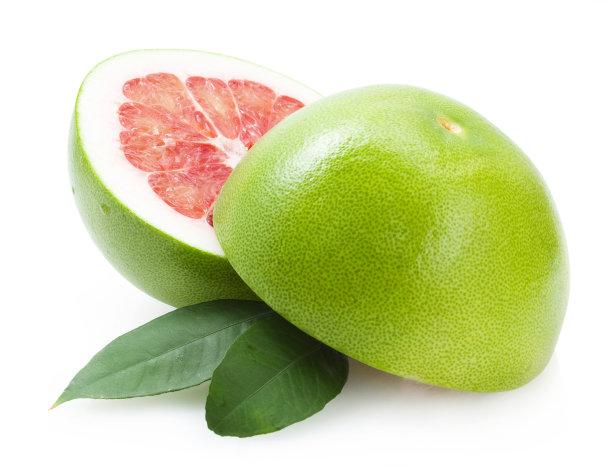 柚子水平画幅素食