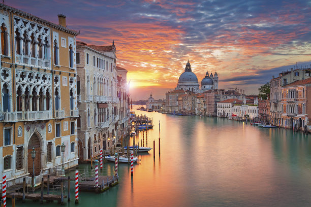 威尼斯水风光