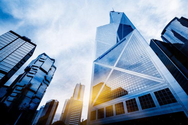 香港中环高楼