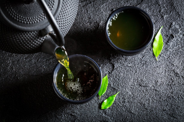 使用茶壶泡茶