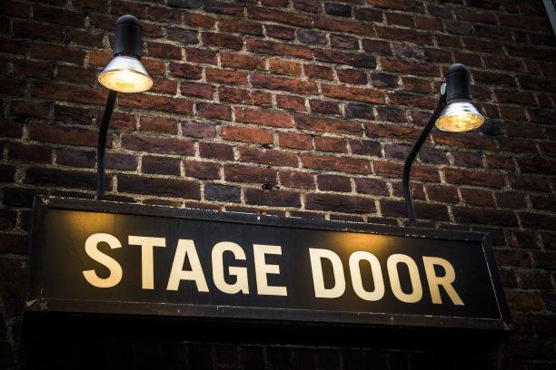 舞台剧院聚光灯