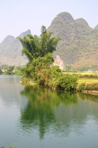 阳朔,桂林,中国