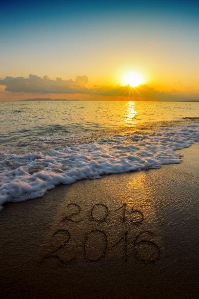2016,新年前夕,垂直画幅