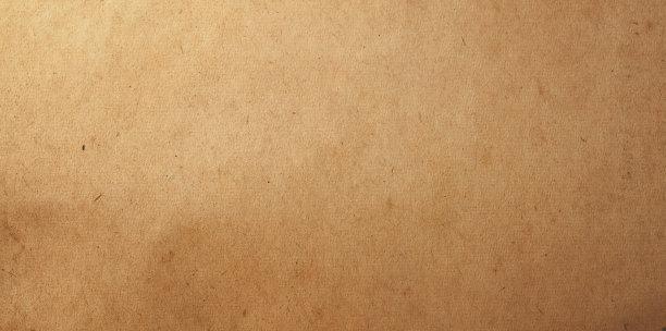 褐色古典式纸