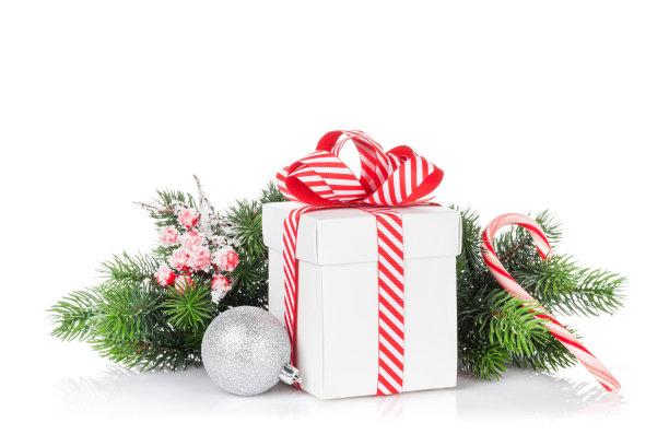 简约圣诞节礼物