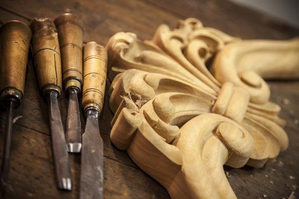 木工木制凿子