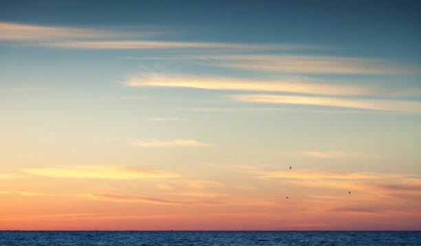 黄昏大西洋