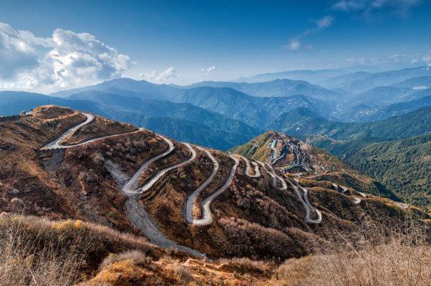 印度中国路