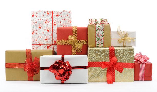 各种礼物盒