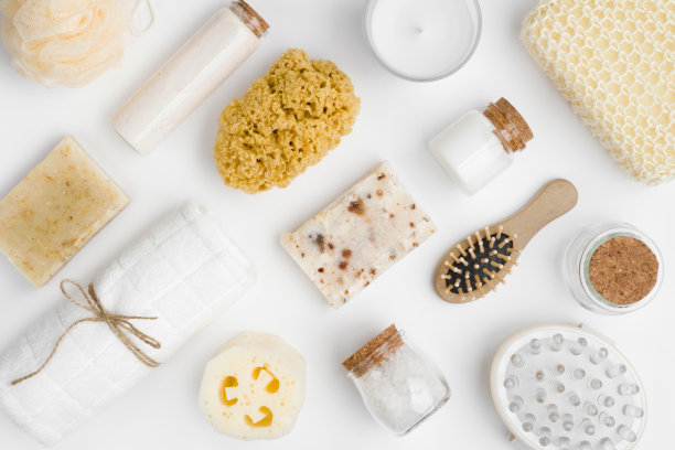 spa美容商品图片
