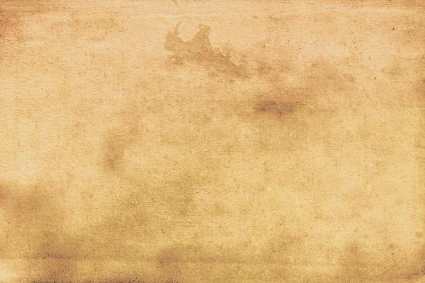 过时的背景羊皮纸