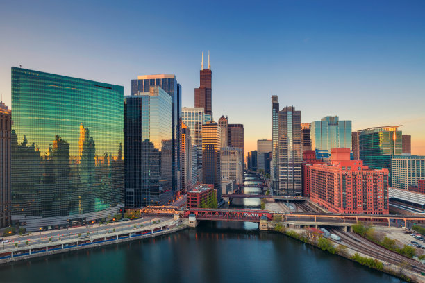 芝加哥城市