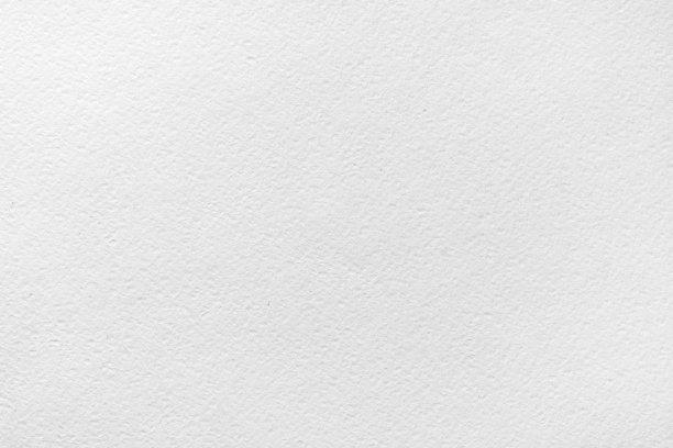 白色纸床单