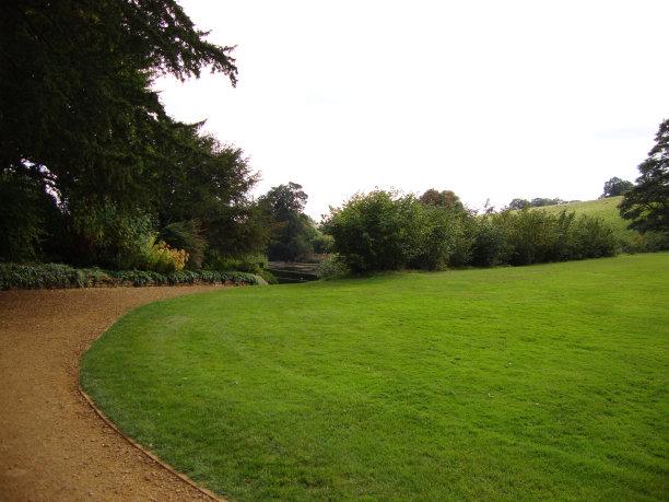 英格兰,家庭花园,英国花园
