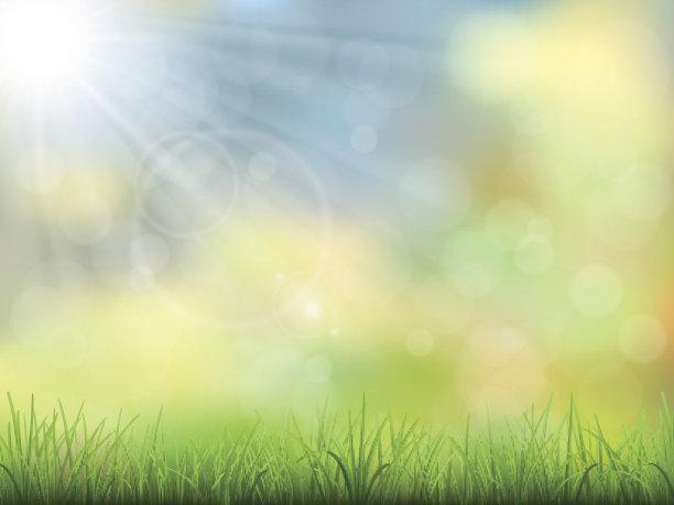 草自然春天