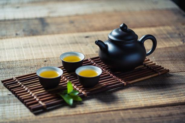 茶道茶叶茶壶