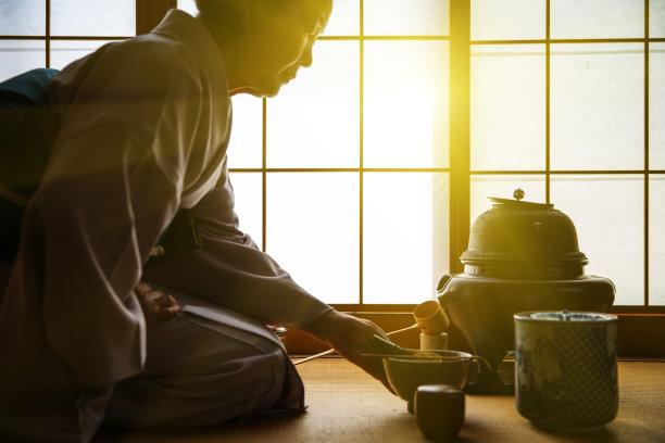 日本茶道传统