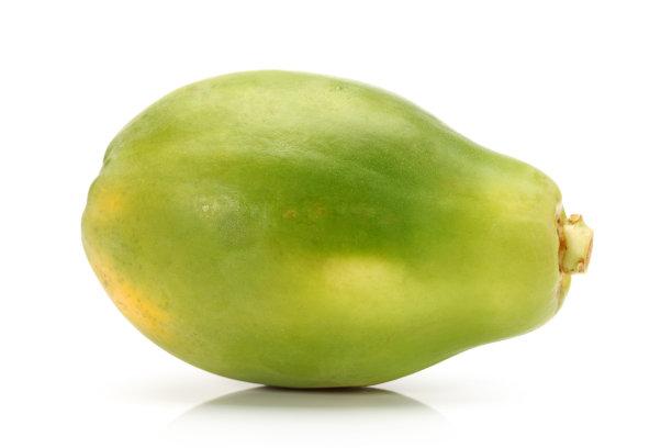 木瓜熟的太空