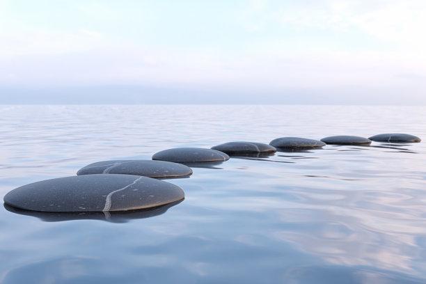 石材水图片