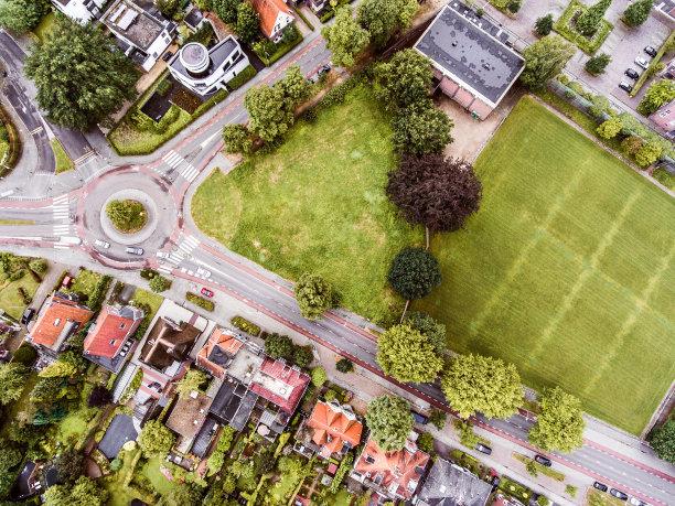荷兰城镇图片