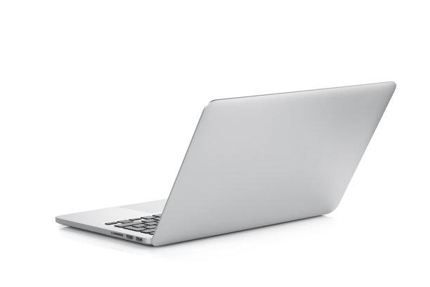 打开的笔记本电脑